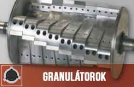Professzionális és olcsó granulátorok